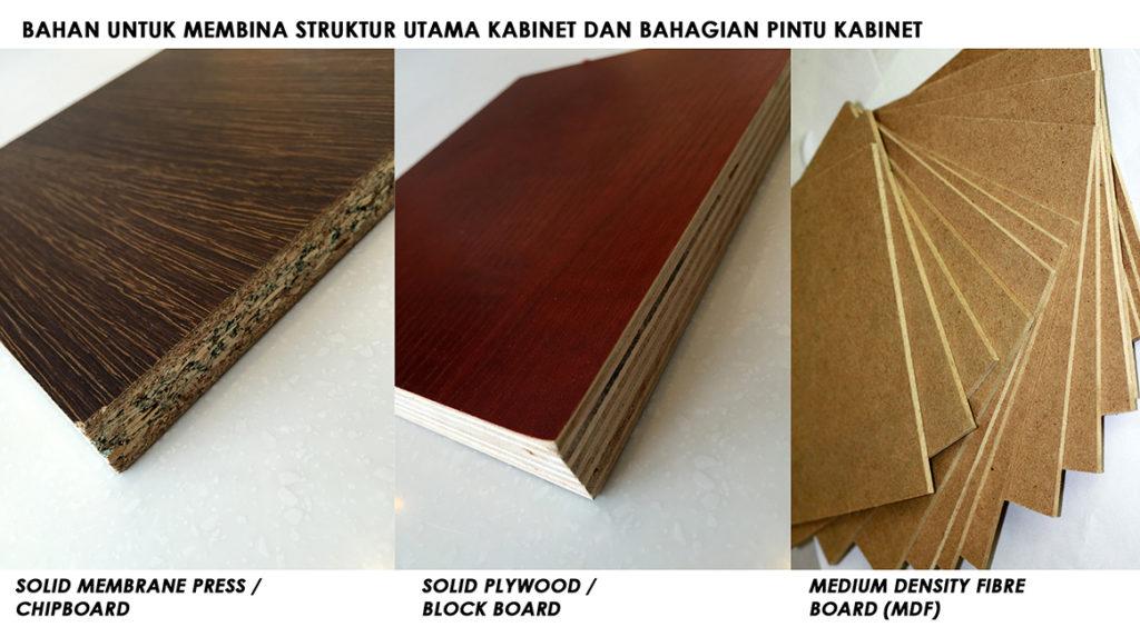 Bahan Utama Pembuatan Kabinet Material Cabinet