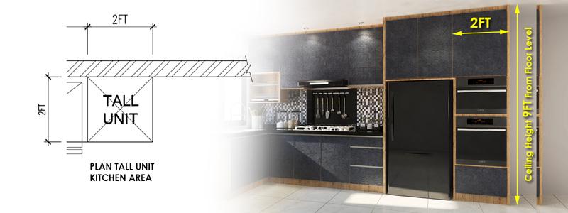 Cara Kira Harga Kabinet Dapur Azr Kitchen Cabinet