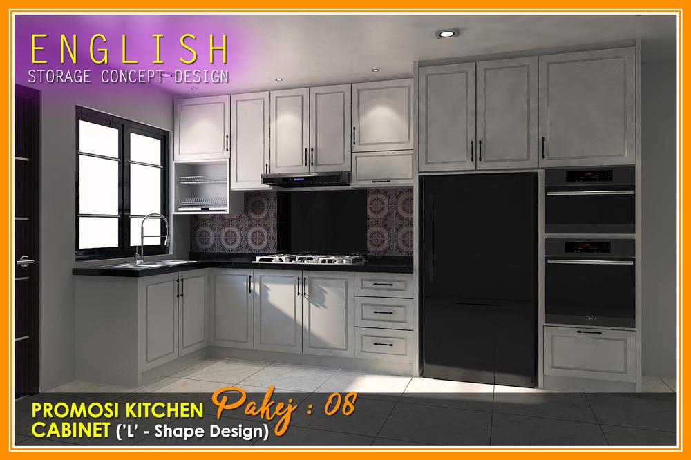 Promosi Kabinet Dapur Terkini Azr Kitchen Cabinet